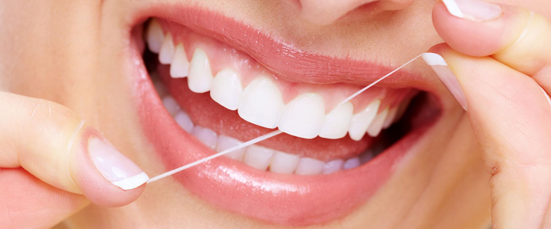 Ața dentară